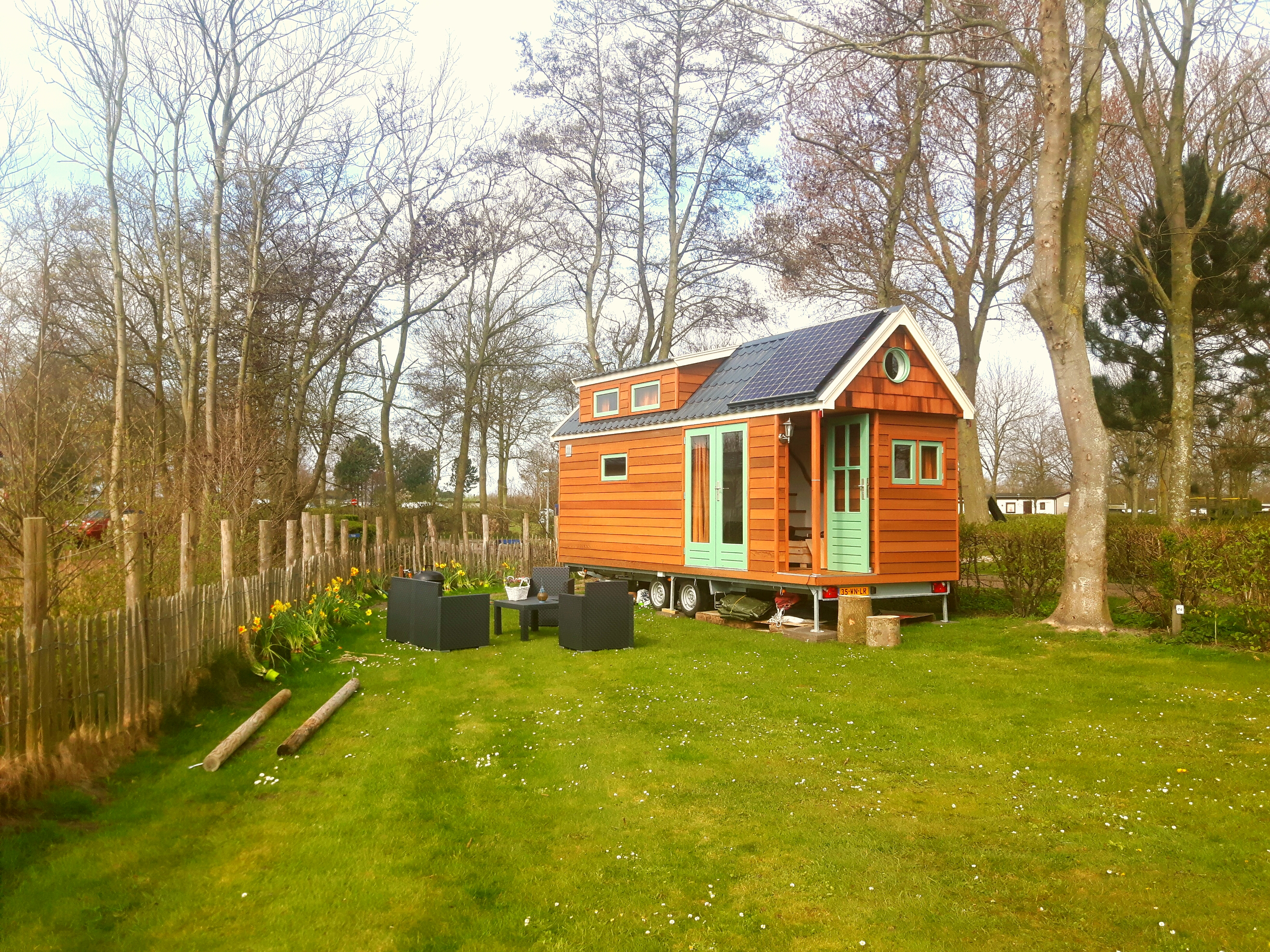 Help ons aan een lokatie tiny house holland for Tiny house movement nederland