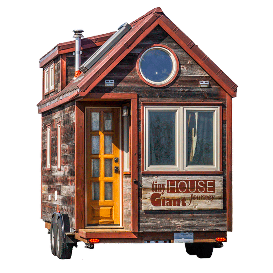 tiny house giant journey logo