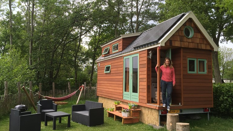 Tiny House tv Rijnmond